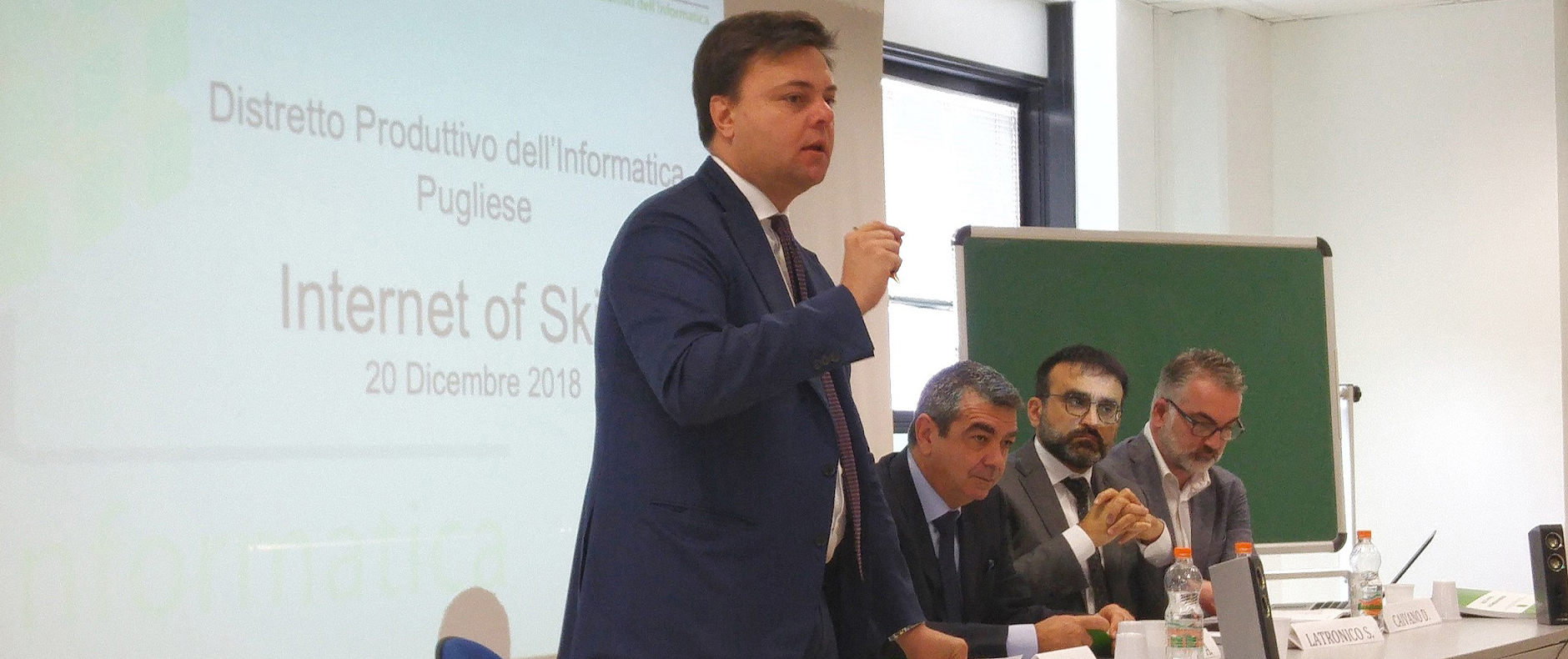 Presentato il secondo report dell'Osservatorio IT